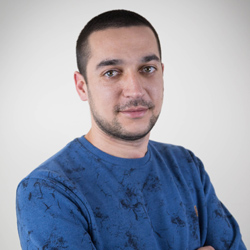 Nikola Pashkov Digital Marketing Specialist