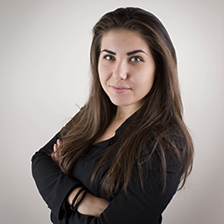 Veselina Yaneva Website Manager